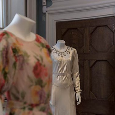 In 2020, we awarded £70,000 to Manchester Art Gallery towards the cost of moving the costume collection (clothing, textile and fashion accessories) from Platt Hall to a newly-created space in central Manchester. © Manchester Art Gallery.